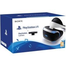 PlayStation VR Headset + Camera Bundle