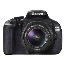 Canon EOS 600D Kit 18-55mm III