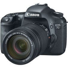 Canon EOS 7D Kit 18-135mm