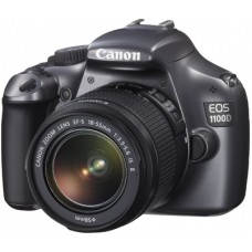 Canon EOS 1100D Kit 18-55 IS Black